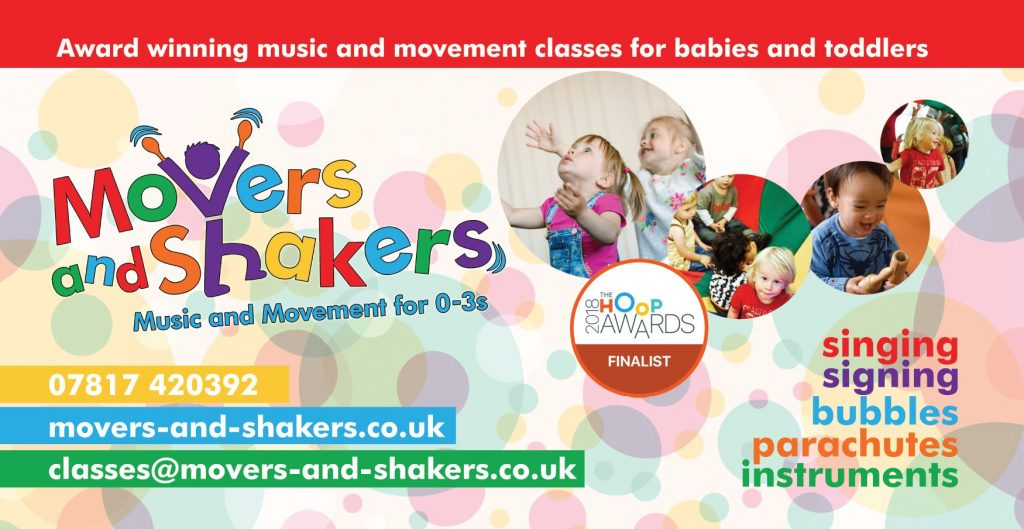 Banner for Movers and Shakers