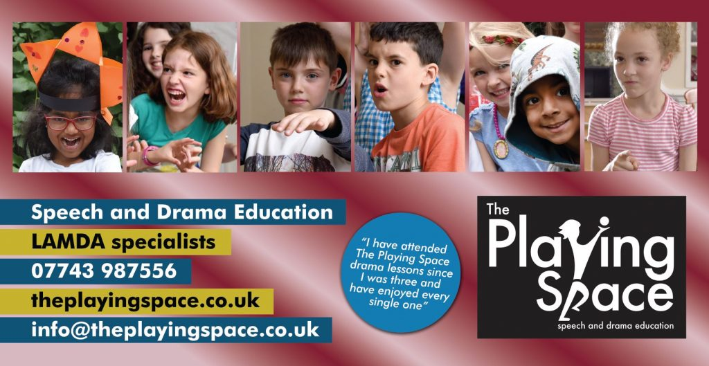 Banner for The Playing Space